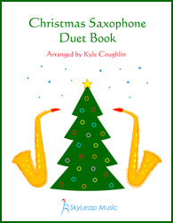 Christmas Duets for Saxophone