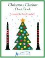 Buy the Christmas Clarinet Duet Book