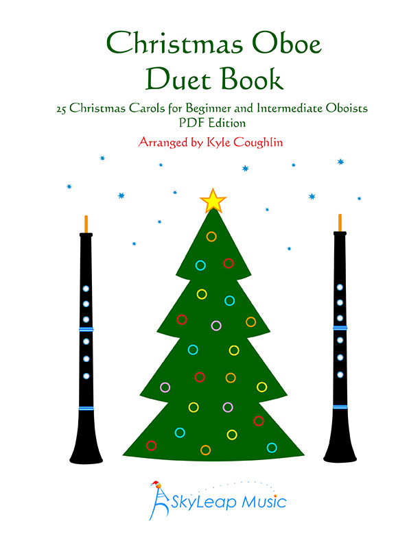 Christmas Oboe Duet Book