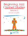 Purchase Beginning Jazz Clarinet Studies, Volume 2