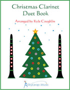 Christmas Clarinet Duet Book